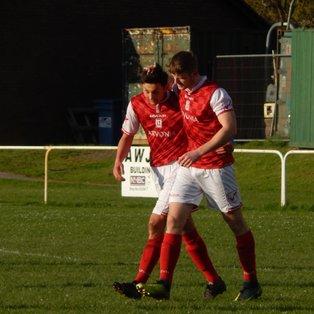 Llanrwst United 0-4 Llanrug Ubited
