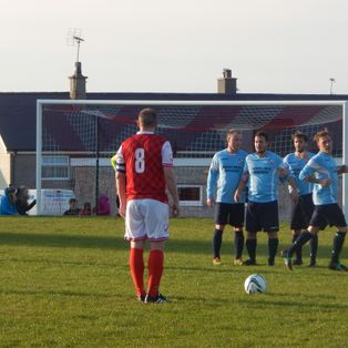 Llanrug United 1-3 Llandyrnog United