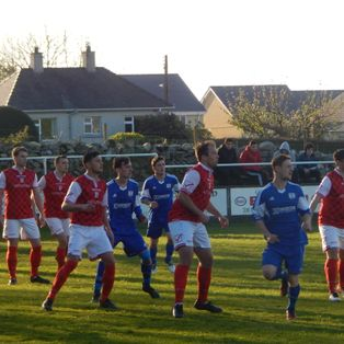 Llanrug United 4-2 Treaddur Bay