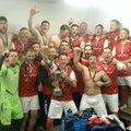 Llanrug United 2-2 (7-6) Glantraeth