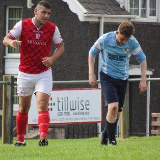 Llandyrnog United 0-1 Llanrug United