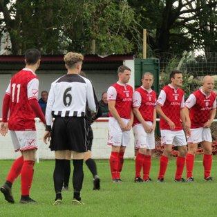 Llanrug United 5-1 Barmouth & Dyffryn United