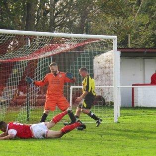 Llanrug United 3-3 Pwllheli