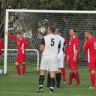 Llanrwst United 4-4 Llanrug United