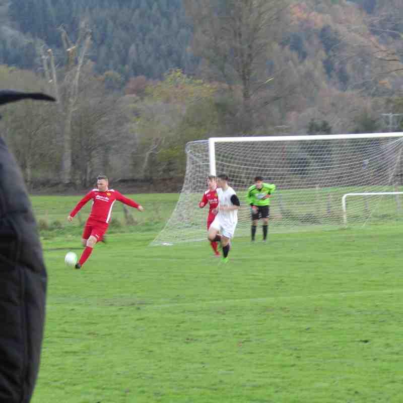 Llanrwst Utd 4-4 Llanrug Utd (04.11.2017)
