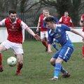Llangefni Town 1-1 Llanrug United