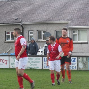 Llanrug United 1-3 Trearddur Bay