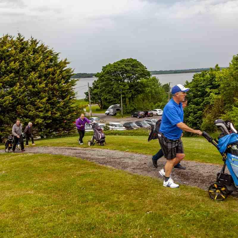 Cystadleuaeth Golf (27.05.2018)