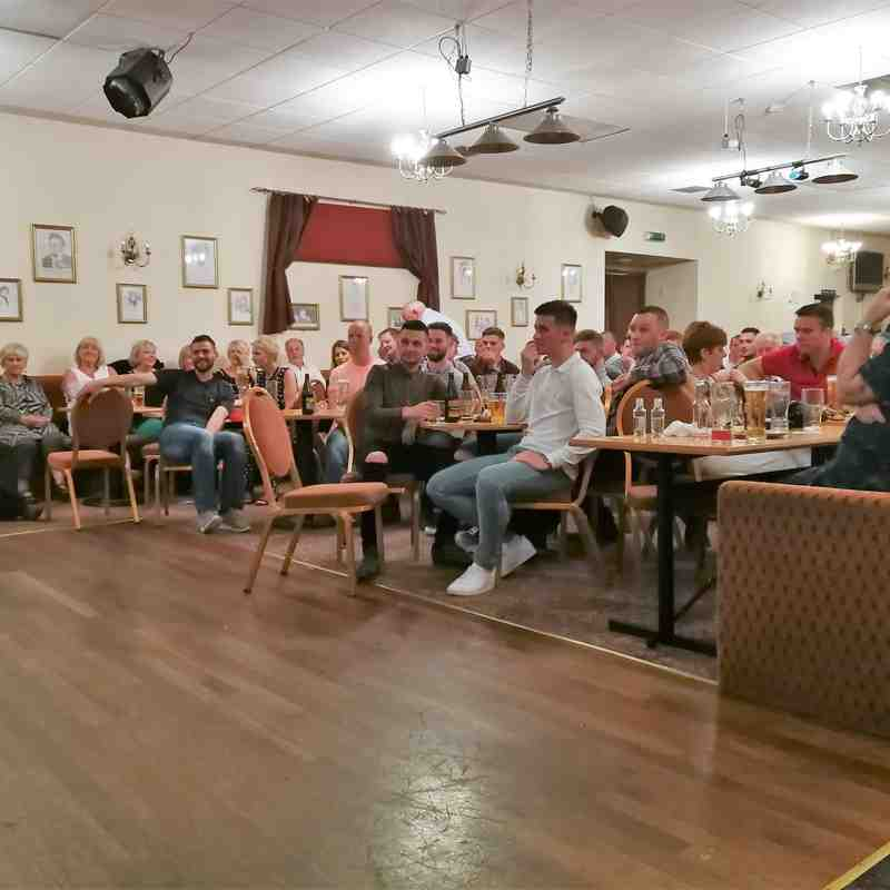 50th Birthday & Presentation Evening 2017/2018 (16.06.2018)