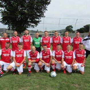 Llandyrnog United  1-2  Llanrug United