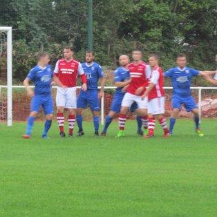 Llangefni Town 1-2 Llanrug United