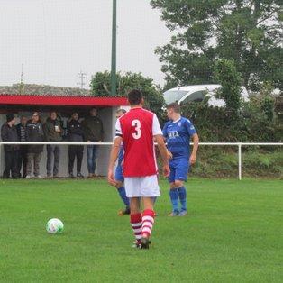 Llanrug United 0-2 Llangefni Town