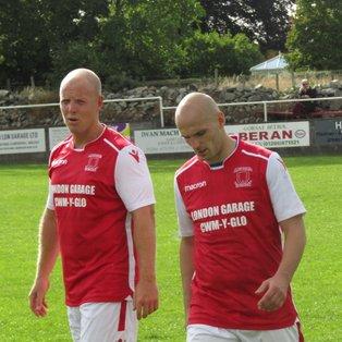Nantlle Vale 0-0 Llanrug United