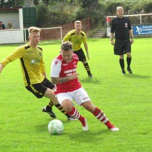St Asaph 1-2 Llanrug United