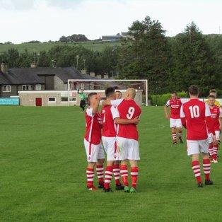 Llanrug United 3-1 St Asaph