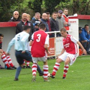 Llanrug United 3-1 Penrhyn