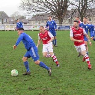 Mynydd Llandegai 2-2 Llanrug United
