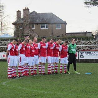 Llanrug United 0-2 Mynydd Llandygai