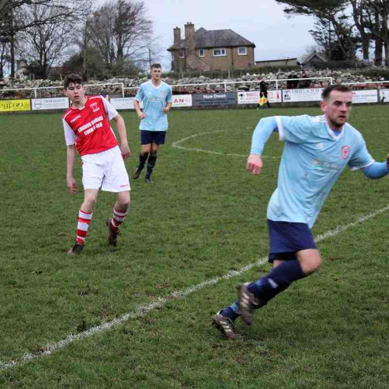 Llanrug United 3-0 Prestatyn Sports (05.12.2019_