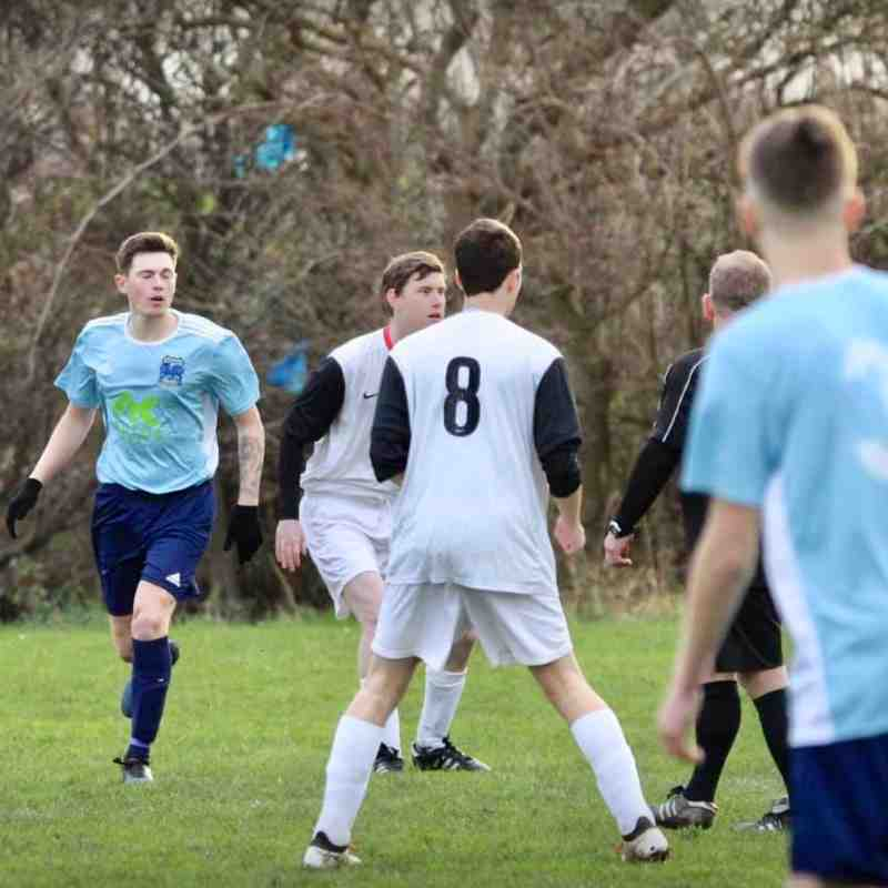 Kinmel Bay Res 0-3 Llanrug United Res (05/01/2019)