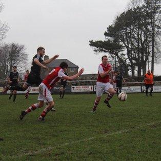 Llanrug United 2-6 Llandudno Albion