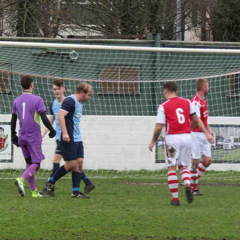 Greenfield 0-0 Llanrug United (02.03.2019)