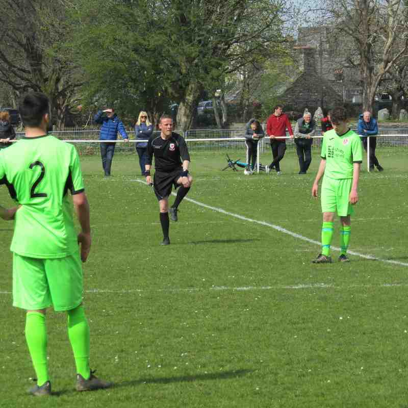 Llanrwst Utd 2-1 Llanrug Utd (06.04.2019)