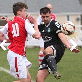 Llandudno Albion 1-1 Llanrug United