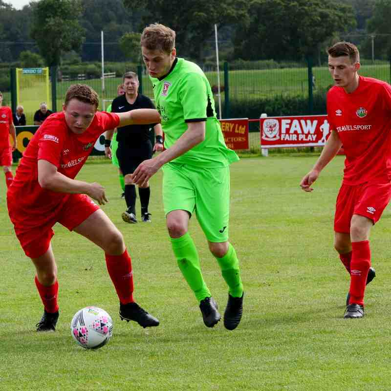 Denbigh Town 3-2 Llanrug United (17.08.2019)