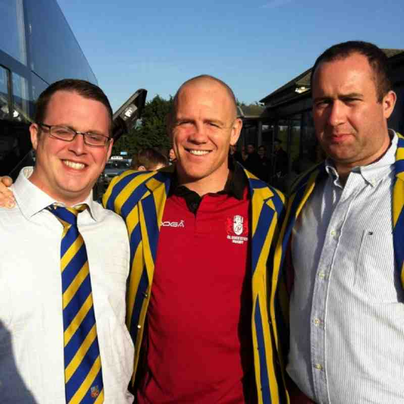 Famous Faces in Footscray Blazers