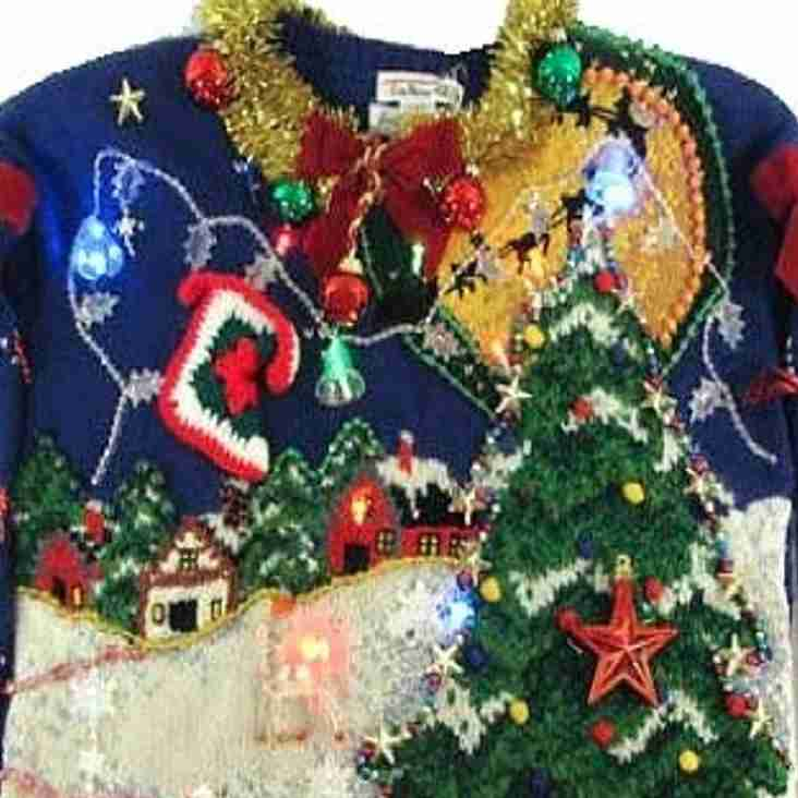 Christmas Jumper Party 2015