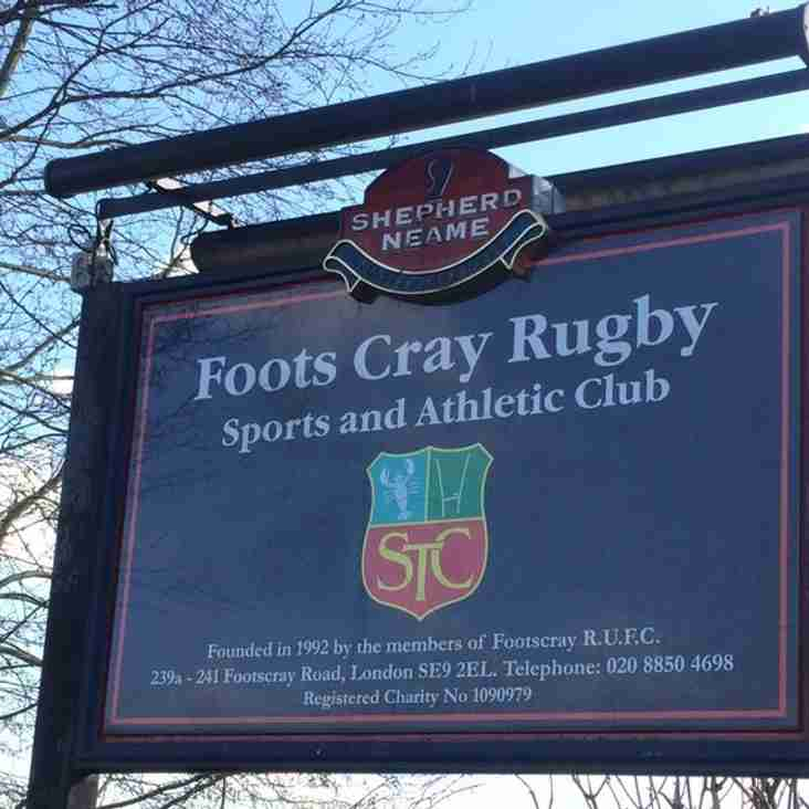 Exciting News for Footscray RUFC