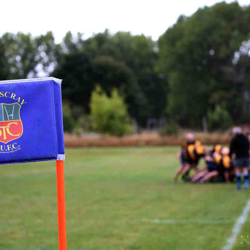 Footscray 2nd XV vs. Sevenoaks (Home) - 8th October 2016