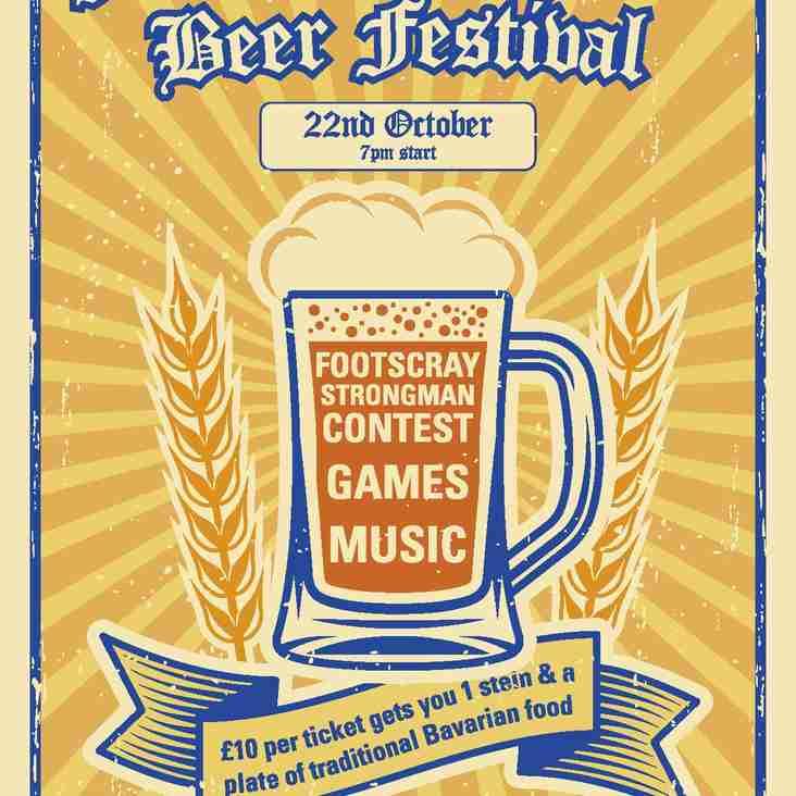 Footscray German Beer Festival