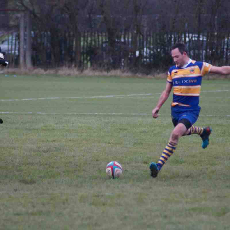 Footscray Club XV vs. Dartfordians RFC 2nd XV (Home) - 16th December 2017 (credit Pat Healey)