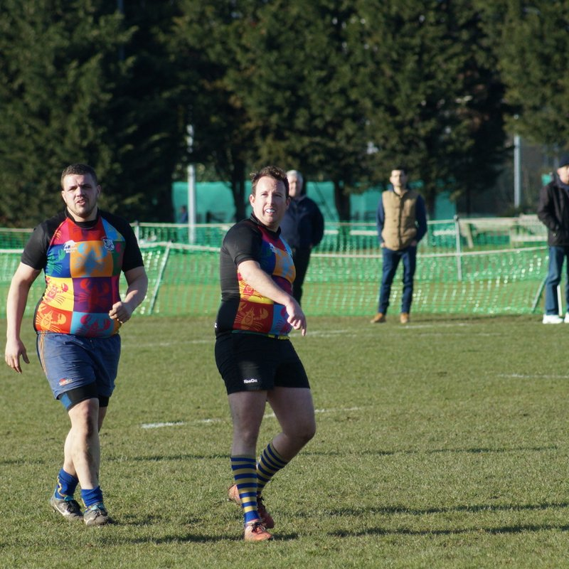 Footscray 1st XV vs. Askeans RFC (Away) - 17th February 2018 (credit Pat Healey)