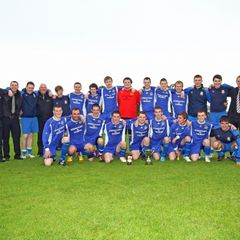2012 - Colin Macleod Cup Winners