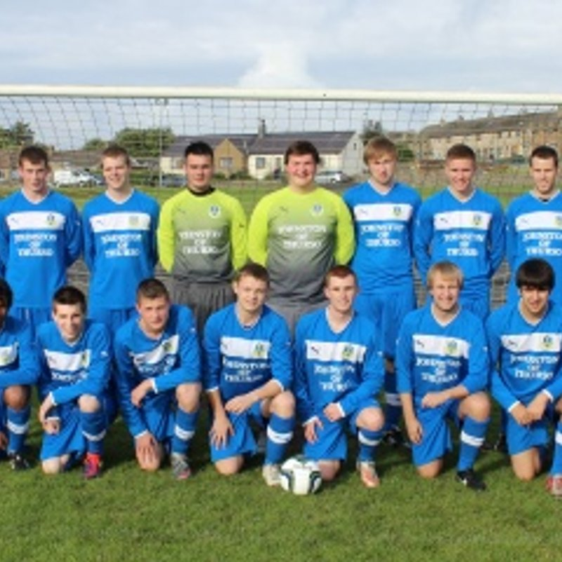 Thurso Academicals beat John O'Groats 6 - 0