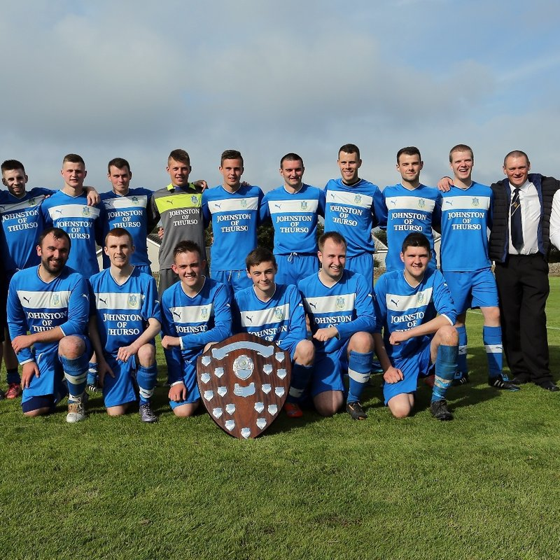 2016 David Allan Shield Winners