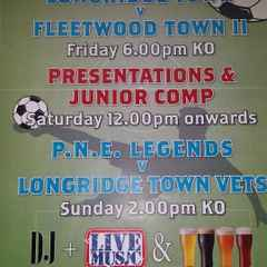 Longridge Town Beer and Football Festival!!