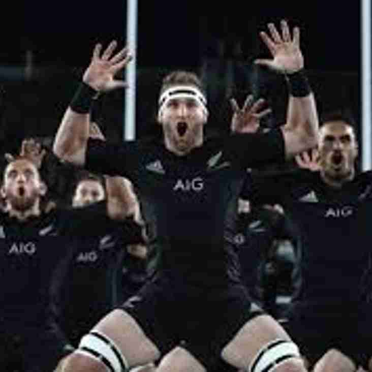 KILLIK CUP BARBARIANS v NEW ZEALAND