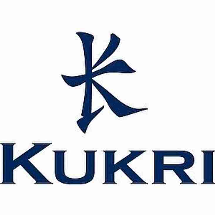 Darlington RFC Agree Deal with Kukri