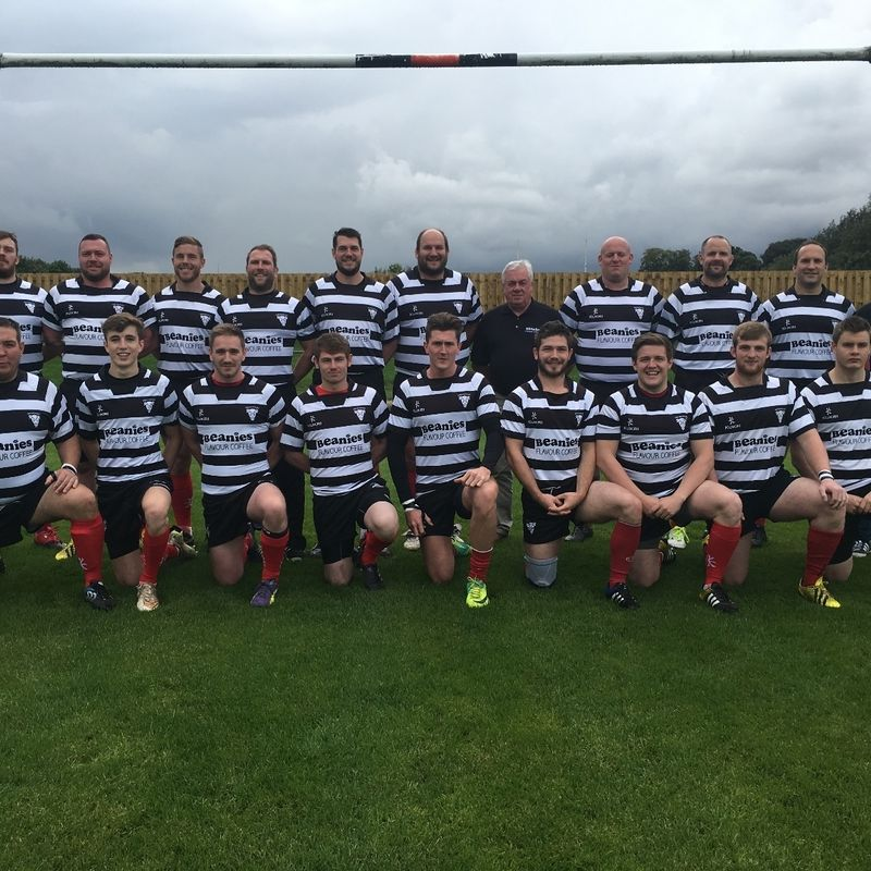 1st XV lose to Hartlepool 19 - 41