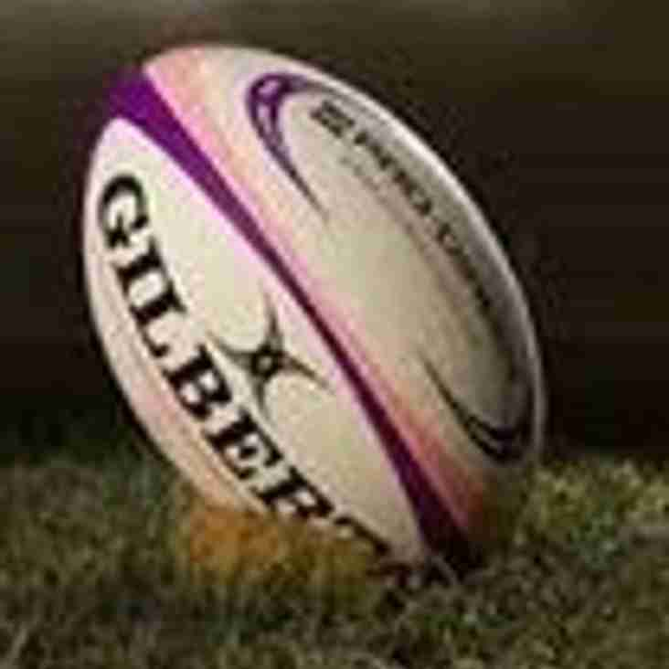 Sun 31st Jan - Pitch Up and Play - Girls Rugby Age 11 upwards