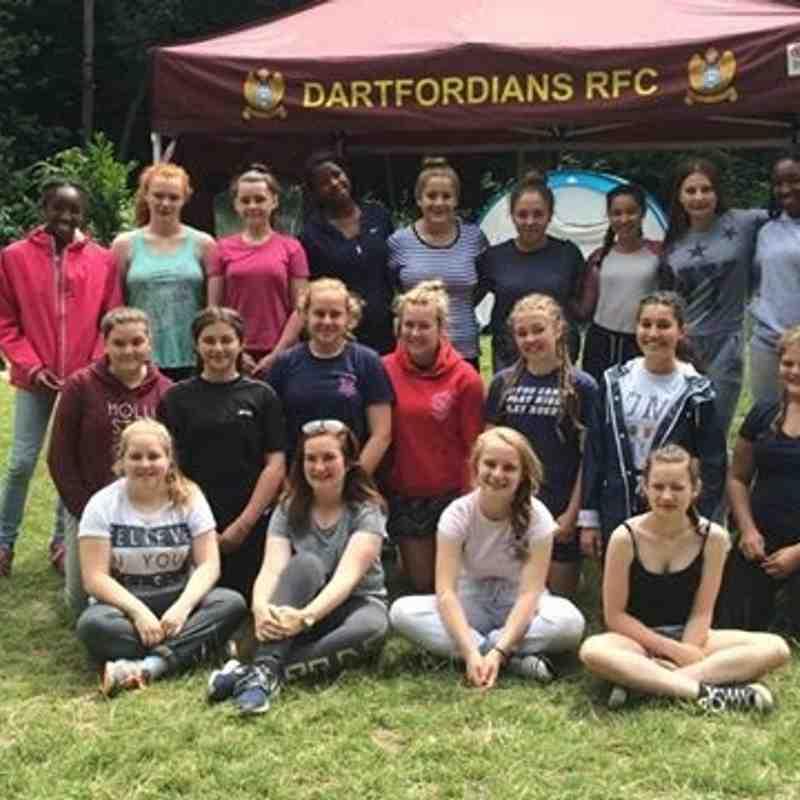 Girls Activity Weekend 2016