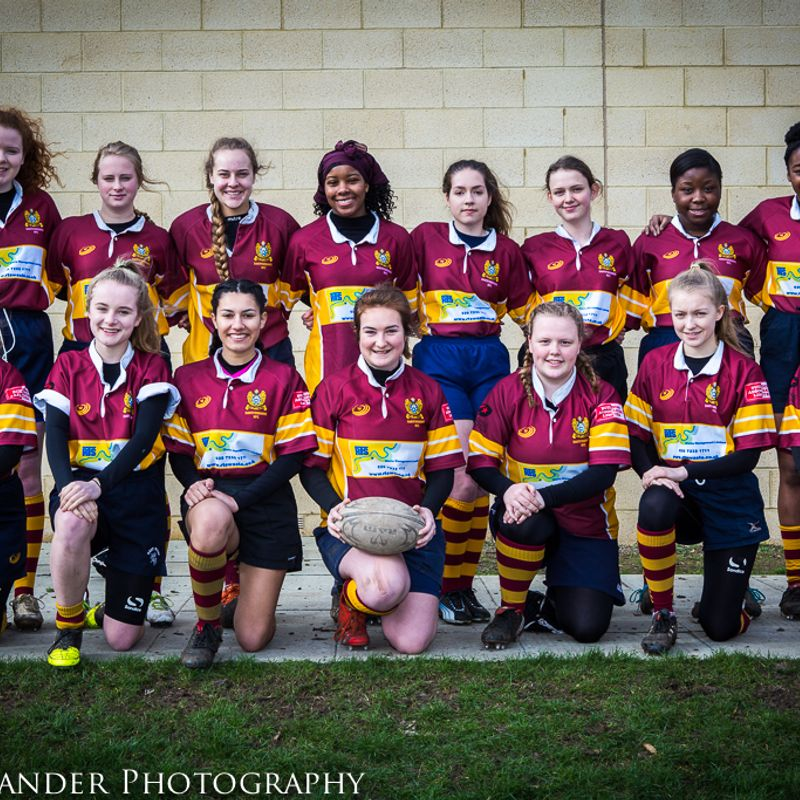 Great effort by the U18's girls in the Cup