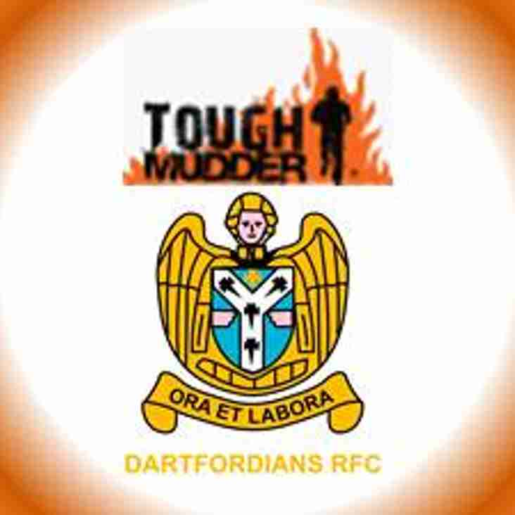 Join the Dartfordians Tough Mudder Team
