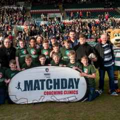 Mellish Under 13s Visit Welford Road
