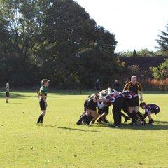 Mellish v Chesterfield under 14s