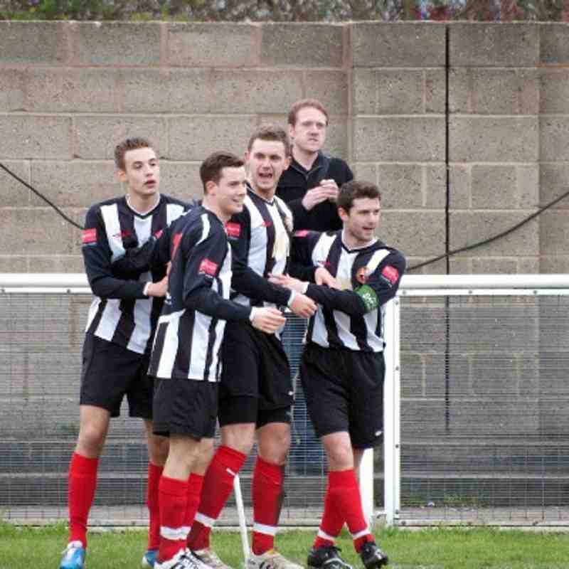 Tilbury FC v Waltham Abbey 26-3-11